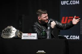michael bisping recalls training with u0027f cking fraud u0027 georges st