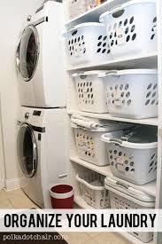Utility Room Organization 10 Organized Laundry Room Ideas Momof6