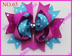 boutique hair bows free shipping 310pcs 4 5 diamond boutique hair bows easter hair