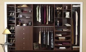 children u0027s closet organizer system in caramel apple laminate from