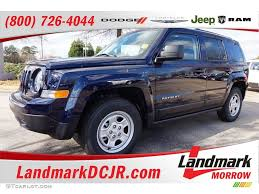 patriot jeep blue 2014 jeep patriot true blue pictures to pin on pinterest thepinsta