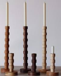 franc candle holders