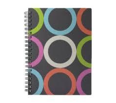 pattern play notebooks carolina pad pattern play personal notebook 7 x 5 80 sheets