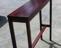 Narrow Bar Table Home Design Narrow Table Bar In Rectangular Shape Home