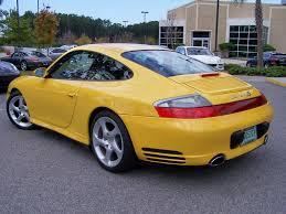 yellow porsche panamera 2002 porsche carrera 4s coupe in speed yellow porschebahn weblog