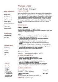 Sample Qa Resumes by Download Scrum Master Resume Haadyaooverbayresort Com