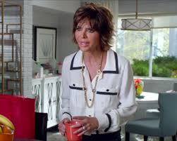 lisa rinna weight off middle section hair lisa rinna guest stars on abc s the middle people com
