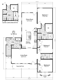 the buckeye manufactured home floor plan or modular floor plans