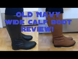 womens boots size 12 wide calf a review of navy wide calf boots fall 2014