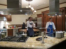 chef kitchen design