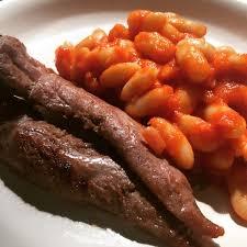 cuisiner les haricots blancs haricots blancs à la sauce tomate cuisine de mémé moniqcuisine de