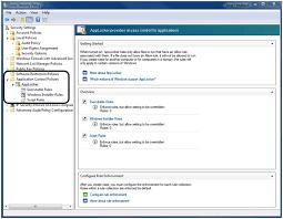 windows 7 windows server 2008 r2 applocker ask the
