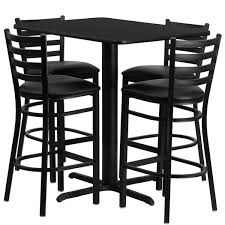CommercialResidential Furniture Factory Select - Bar height dining table nz