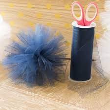 tulle spools expo shiny tulle spool of 25 yard royal blue arts