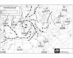 Weather Map Symbols How To Read A Weather Chart