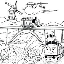 thomas friends coloring pages printable thomas tank engine