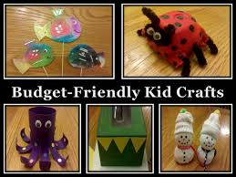 budget friendly crafts for kids to make feltmagnet