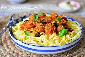cuisine tv recettes italiennes spaghetti aux boulettes de viande a l italienne le cuisine de