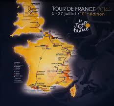 Lille France Map by Tour De France 2014 Top Contenders Merlin Cycles Blog