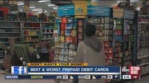 best prepaid debit cards don t waste your money best and worst prepaid debit cards