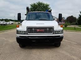 Dodge Ram Utility Truck - 2008 gmc c5500 regular cab 8 1 gas 6 000lb crane mechanics service