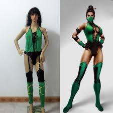 Mileena Halloween Costume Buy Wholesale Jade Mortal Kombat Costume China Jade