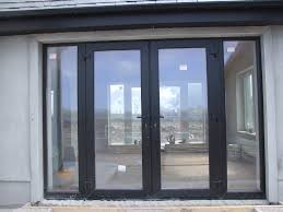 french doors with frosted glass brushed white double frosted glass french door frames exterior