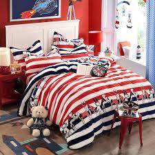 Pink Striped Comforter Butterfly Love Flower Duvet Cover Set Pink Girls Bedding Kids