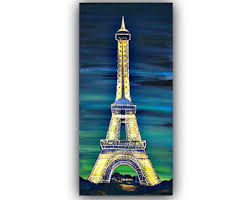 eiffel tower decorations eiffel tower decor etsy