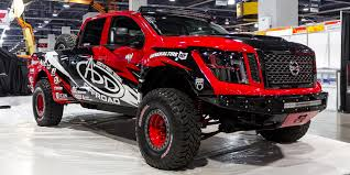 nissan titan xd problems addictive desert designs sema titan nissan titan xd forum