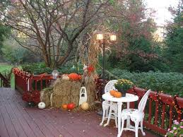 How To Decorate Decks And Patios 33 Best Decorate Deck For Fall Images On Pinterest Decking Fall