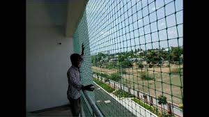 balcony safety nets in chennai youtube