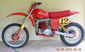 dave david berger mx collection motocross vintage yz rm cr kx