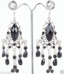 black dangle earrings vintage dangle earrings ebay