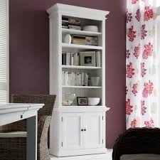 White Bookcases With Doors by Furniture Tall Distressed Wooden Bookcase And Distressed Bookcase