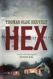 amazon com hex 9780765378811 thomas olde heuvelt books