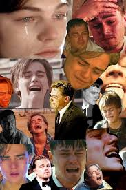 Leo Dicaprio Meme - crying leo leonardo dicaprio s oscar know your meme