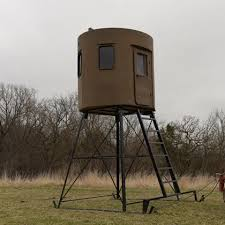 Metal Hunting Blinds Viking Whitetails Hunting Blinds