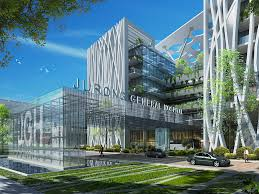 jurong general hospital sth health architecture
