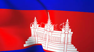 Cambodia Flag Cambodia Waving Flag Royalty Free Video And Stock Footage