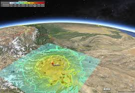 Usgs Real Time Earthquake Map The Trembling Earth Agu Blogosphere