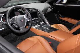 corvette stingray interior c7 archives the truth about cars