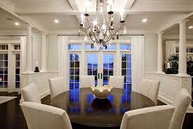 round dining room tables seats 8 round dining table seats 8 transitional dining room benjamin dining