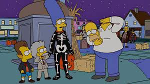 Simpsons Family Halloween Costumes every treehouse of horror episode ever simpsons world on fxx