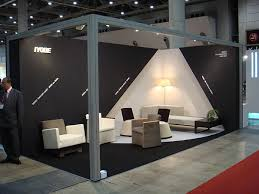 design booth seating space design
