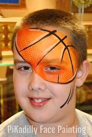 74 best face paint sports ideas images on pinterest face