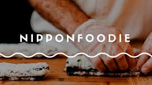 japanese food youtube channel art templates by canva