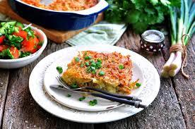 j dische k che kartoffel kugelkasserolle jüdische küche stockfoto bild 71332212