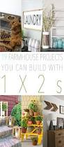 Bliss Home And Design Instagram 19 Farmhouse Projects You Can Build With 1x2 U0027s The Cottage Market