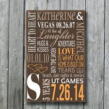 5th anniversary gifts the 25 best 5th anniversary gift ideas ideas on diy